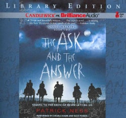 The Ask and the Answer: Library Edition (CD-Audio)