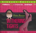 Withering Tights: Library Edition (CD-Audio)
