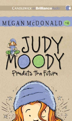 Judy Moody Predicts the Future (CD-Audio)