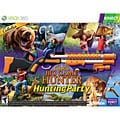 Xbox 360 - Cabelas Hunting Party w/gun