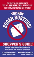 The New Sugar Busters! Shopper's Guide (Paperback)
