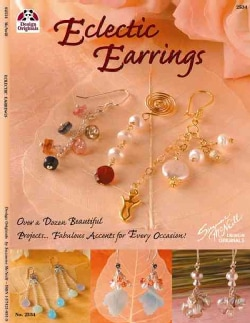 Eclectic Earrings (Paperback)