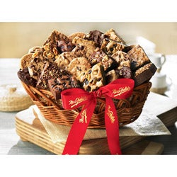 Mrs. Fields Cookie & Brownie Basket (72 count)