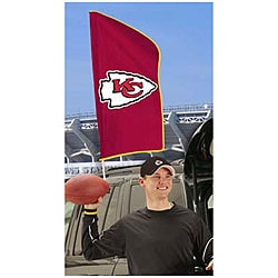 Kansas City Chiefs Tailgating Flag