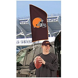 Cleveland Browns Tailgating Flag