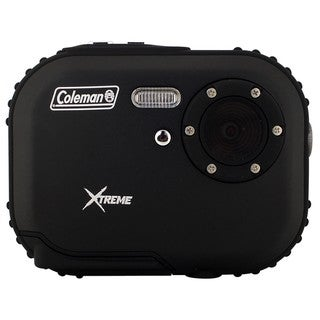 Coleman Mini Xtreme C3WP-BK 5MP Waterproof Black Digital Camera