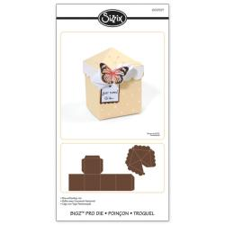 Sizzix Bigz Pro Box with Scallop Lid Die