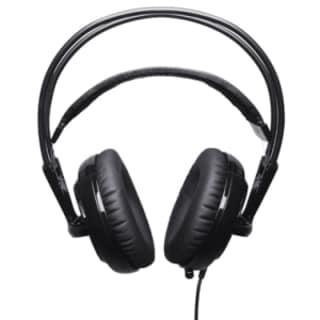 SteelSeries Siberia V2 Full Size Headset Black and Gold