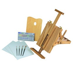 Van Dyck Studio Watercolor Painting Kit