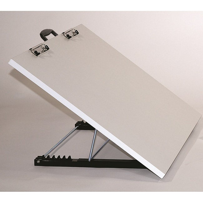 Martin Portable Art Studio Steel Frame Rectangular Wooden Easel