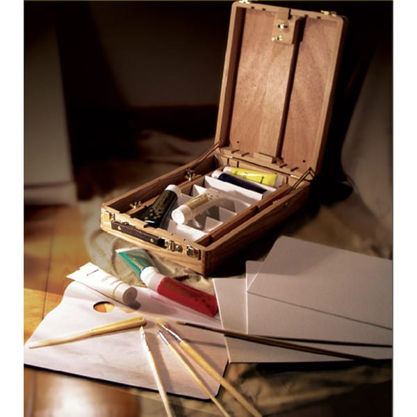Lelli's Deluxe Acrylic Easel/ Box Kit