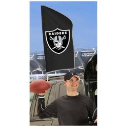 Oakland Raiders Tailgating Flag