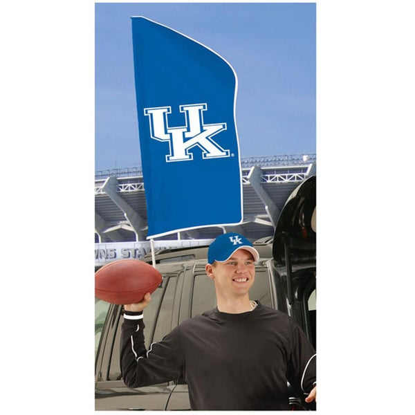 Kentucky Wildcats Tailgating Flag