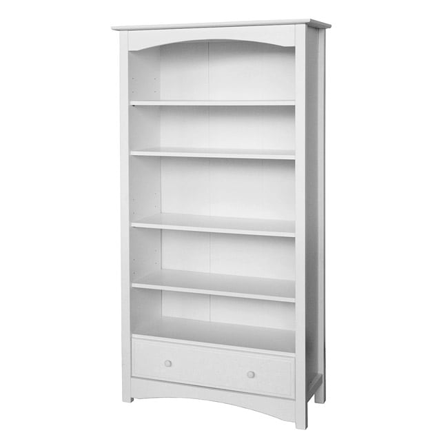 DaVinci Bookcase in White