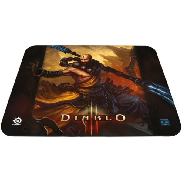 SteelSeries QcK Diablo III Monk Edition Mouse Pad