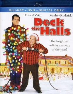 Deck The Halls (Blu-ray/DVD)