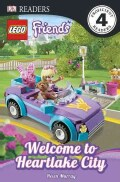 Lego Friends: Welcome to Heartlake City (Hardcover)