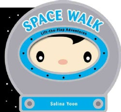 Space Walk (Board book)