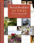 Bed & Breakfast Sunday Crosswords (Spiral bound)