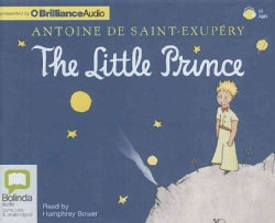 The Little Prince (CD-Audio)