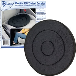 Remedy Mobile 360-degree Swivel Cushions (Set of 2)
