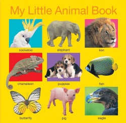 My Little Animal Book (Board book)