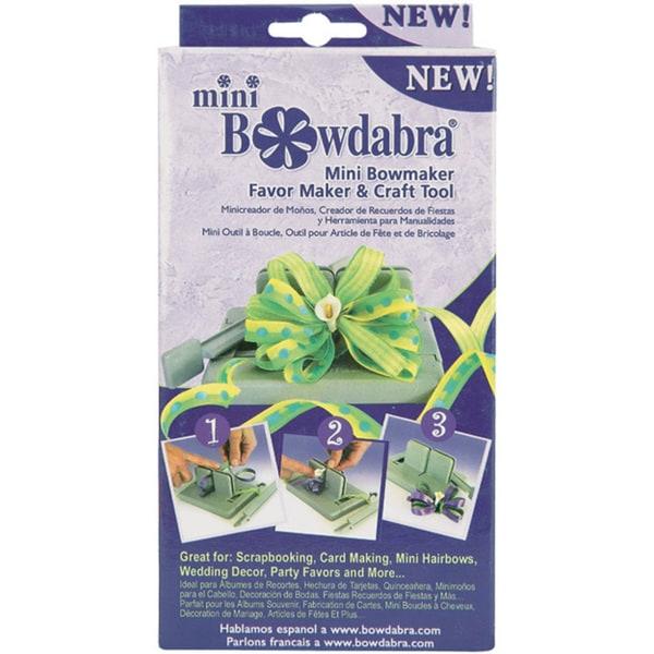 Darice Mini Bowdabra Bowmaker Tool