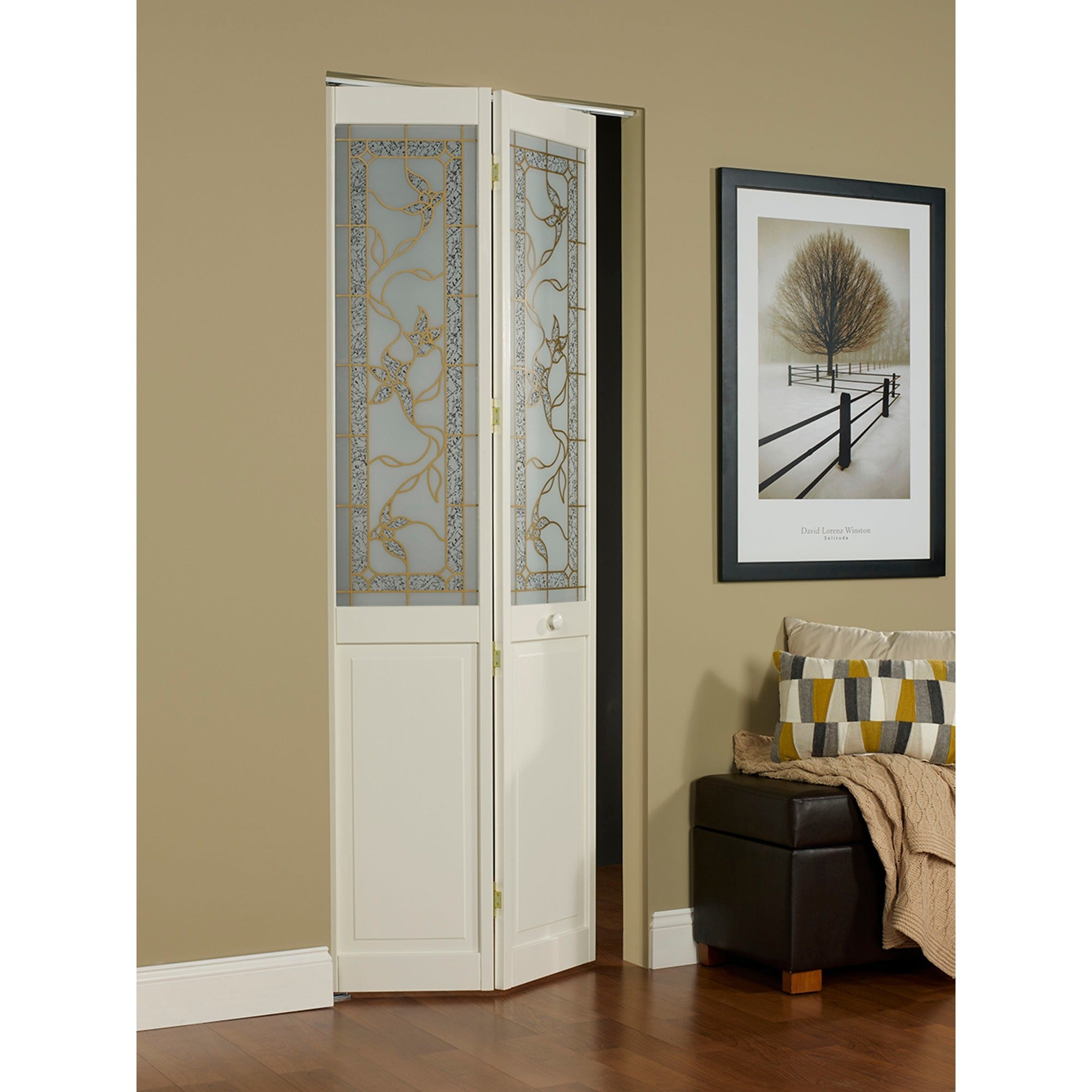 Bifold Doors 48 X 80 6 Panel Primed White Bifold Door 24 In X 80