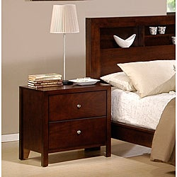 Sonata 2-drawer Nightstand
