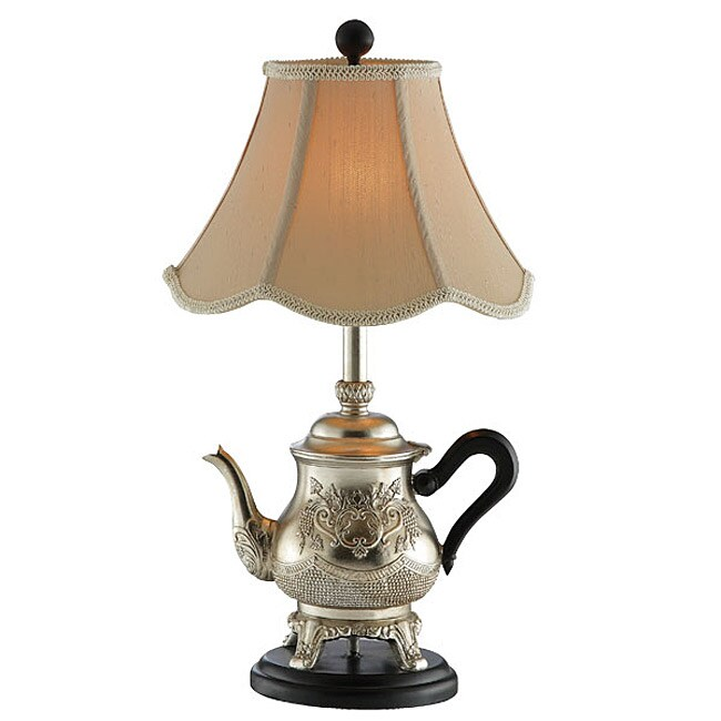 The Golden Teapot Table Lamp