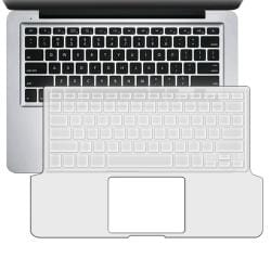 INSTEN Clear Soft Silicone Keyboard Shield for Apple MacBook Pro 13-inch
