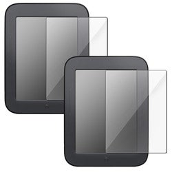 Screen Protector for Barnes and Noble Nook 2nd Edition (Pack of 2)