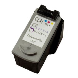 Sophia Global Remanufactured Canon CL-41 Color Ink Cartridge