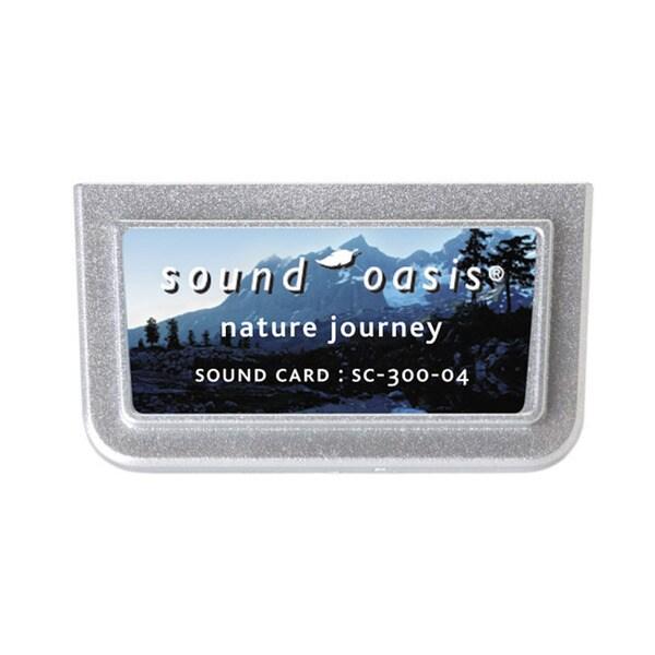 Sound Oasis SC-300-04 Nature Journey Sound Card