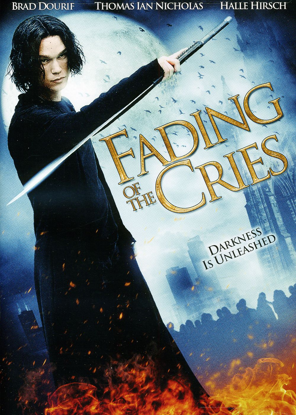 Fading Of The Cries (DVD)