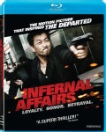 Infernal Affairs (Blu-ray Disc)