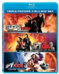Spy Kids Triple Feature (Blu-ray Disc)