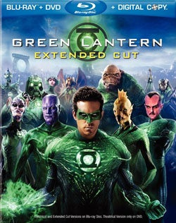 Green Lantern - Extended Cut (Blu-ray/DVD)