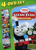 Thomas & Friends: Steam Team Collection (DVD)