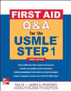 First Aid Q&A for the USMLE Step 1 (Paperback)