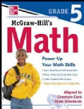 McGraw-Hill's Math: Grade 5 (Paperback)