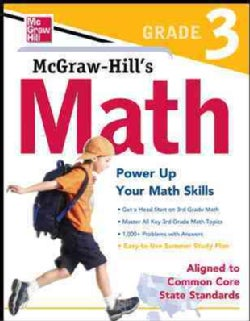 Math Grade 3: Power Up Your Math Skills. Aligned to Common Core State Standards (Paperback)