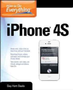 How to Do Everything Iphone 4s (Paperback)