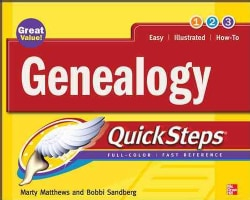 Genealogy Quicksteps (Paperback)