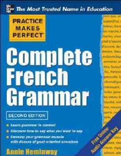 Complete French Grammar (Paperback)