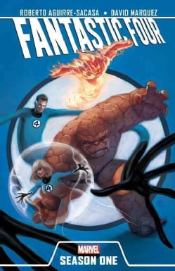 Fantastic Four: Season One (Hardcover)
