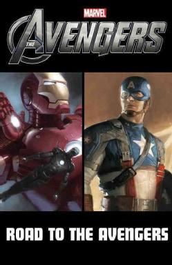 Avengers: Road to Marvel's the Avengers (Paperback)