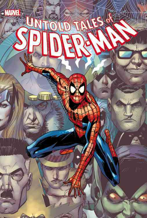 Untold Tales of Spider-Man Omnibus (Hardcover)