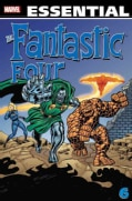 Essential Fantastic Four 6 (Paperback)