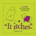 It Itches: A Stash of Knitting Cartoons (Paperback)